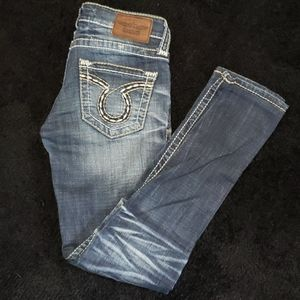 Big Star Sweet Skinny Jeans